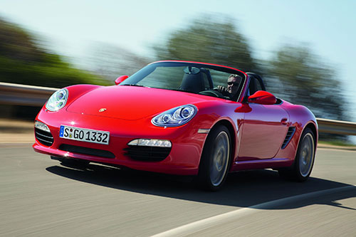 Boxster (987) Facelift